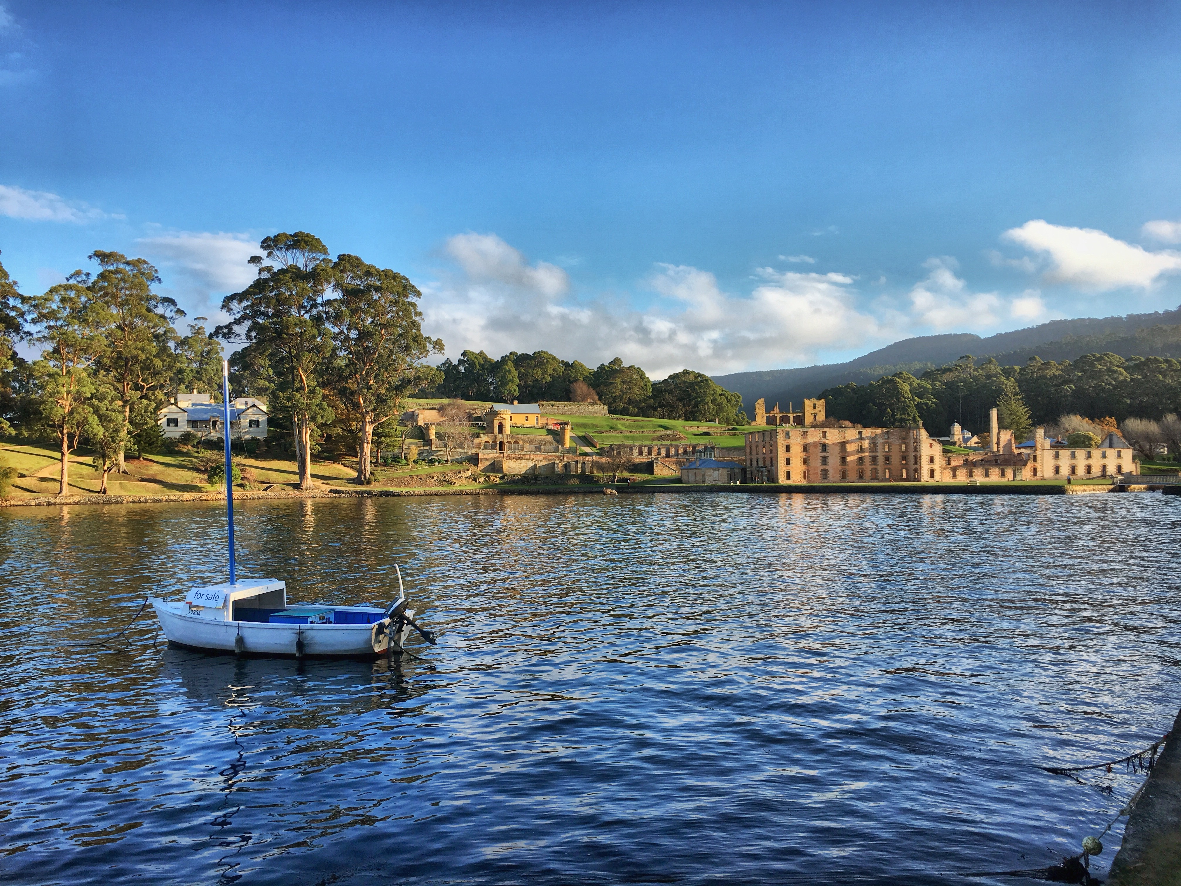 Phoe Travels to Port Arthur in Tasmania, Australia
