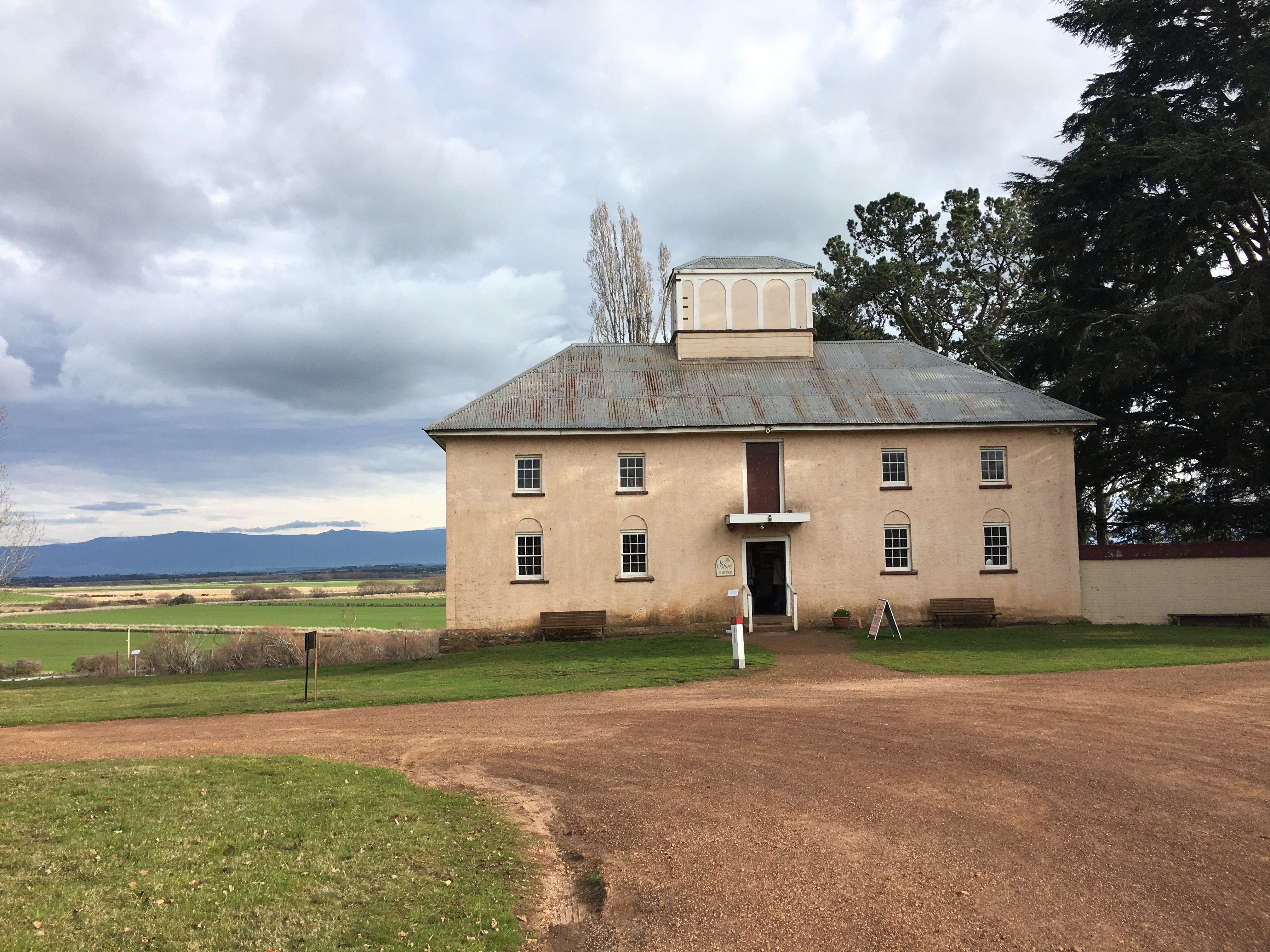 Woolmers Estate, near Launceston Tasmania