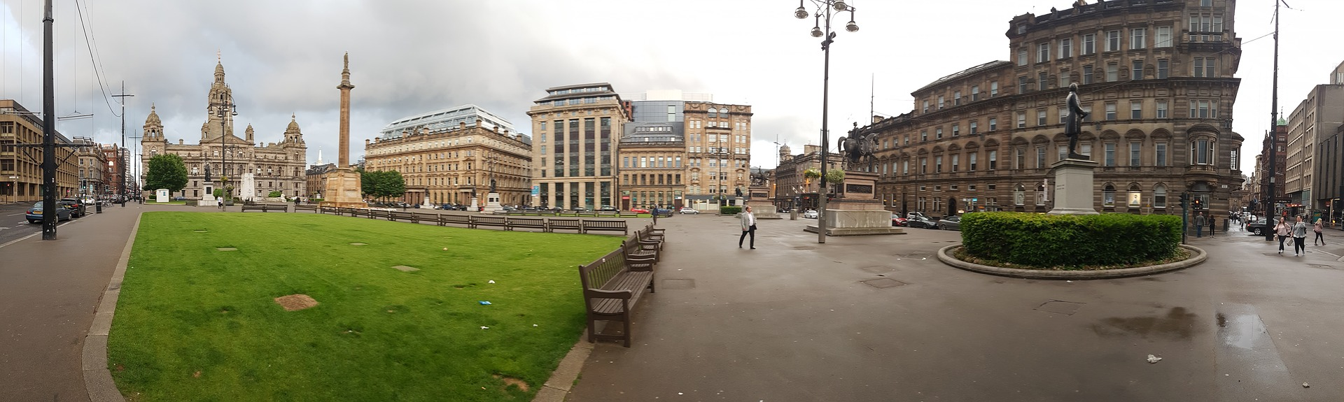Phoe Travels to Glasgow, Scotland