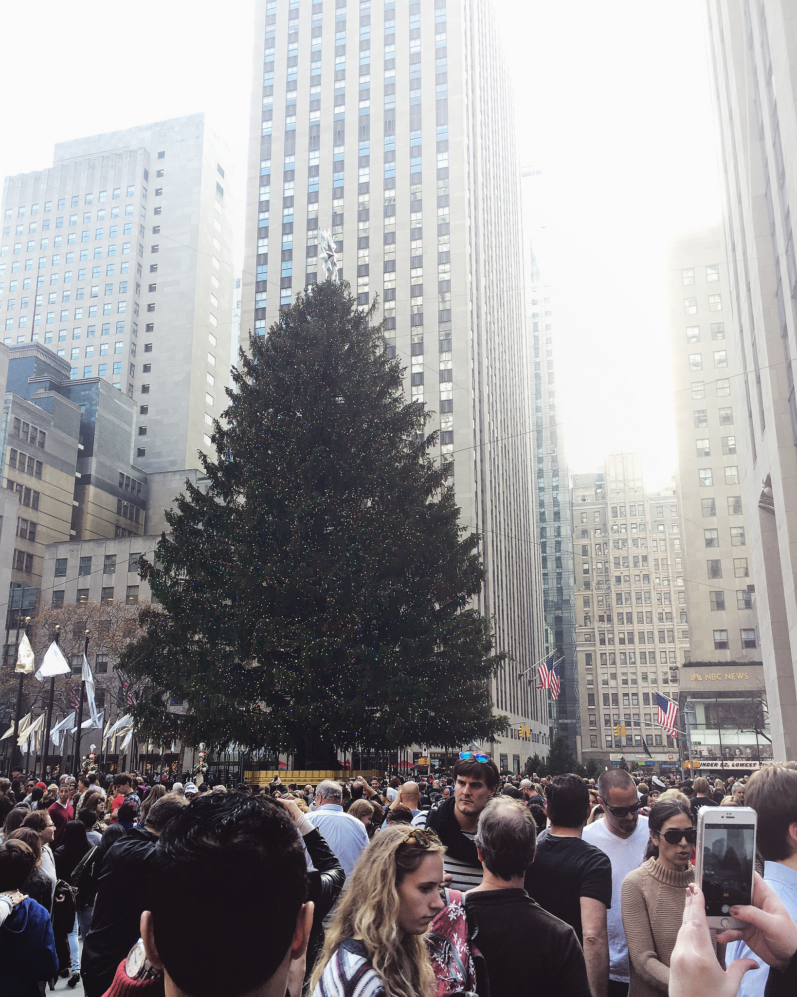 Phoe Travels: Christmas in New York City
